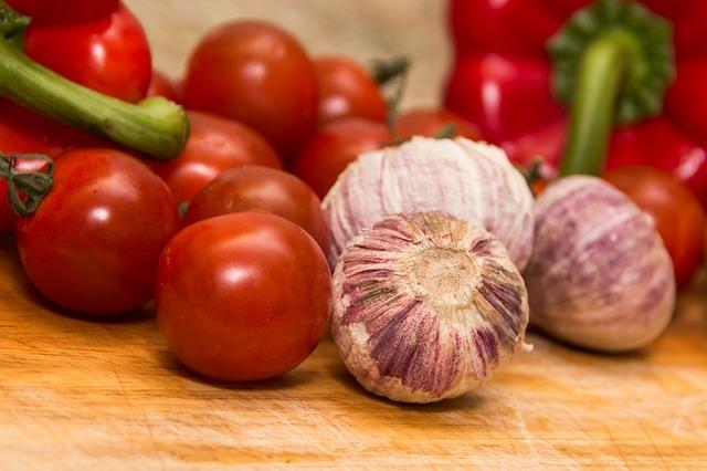produkty wegetariańskie