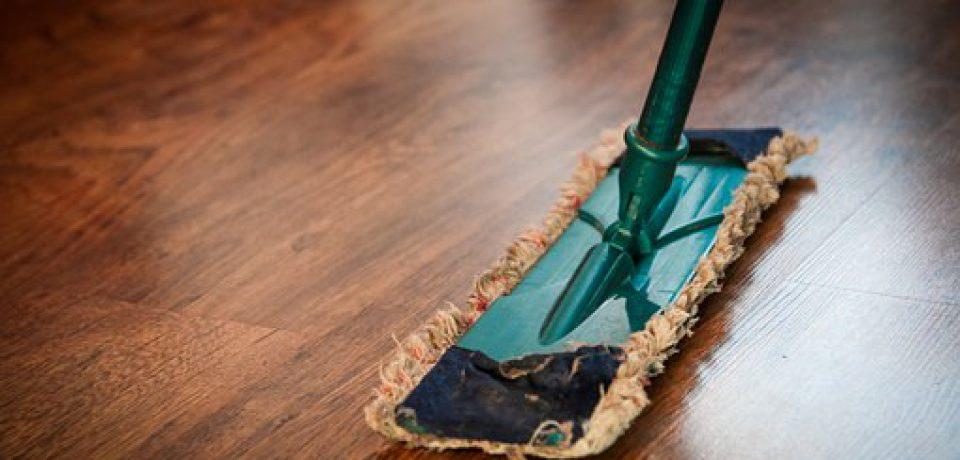 Jakim sposobem błyskawicznie posprzątać dom