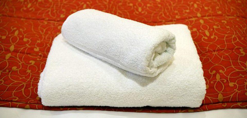 Atrakcyjne informacje odnośnie ręczników i prześcieradeł.